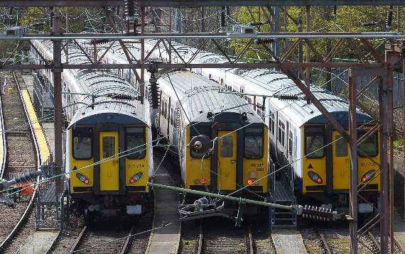Transport: Delays on London Overground and TfL Rail services
