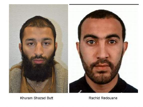 UK Names Third London Bridge Attacker