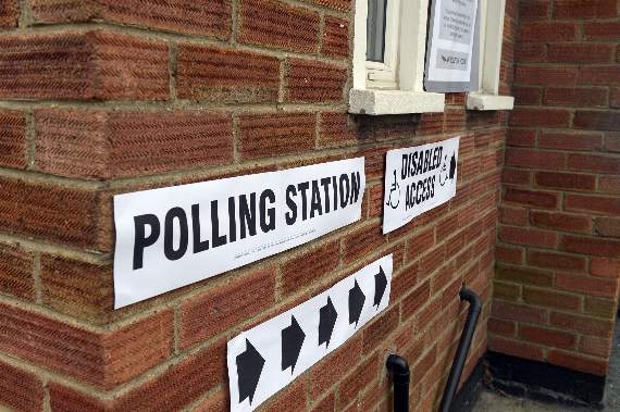 Parties' candidates who will stand in Havering and east London constituencies at general election on June 8 announced
