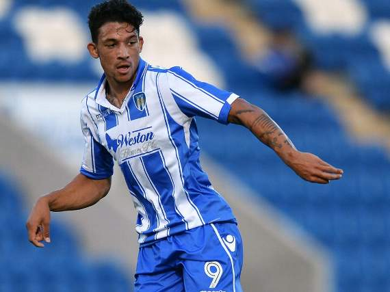 Leyton Orient sign striker Macauley Bonne from Colchester United