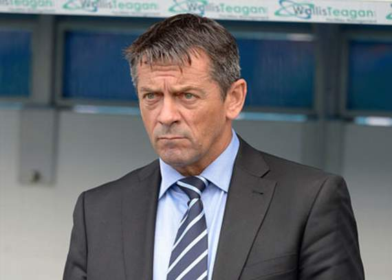 Phil Brown: 'I'll take the clean sheet on my fourth anniversary' - AFC Wimbledon 0-2 Southend United - Reaction