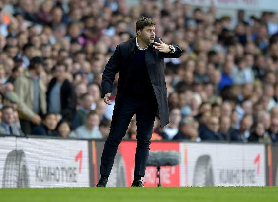 Mauricio Pochettino: 'I think we were fantastic' - Tottenham Hotspur 4-0 Stoke City - Reaction