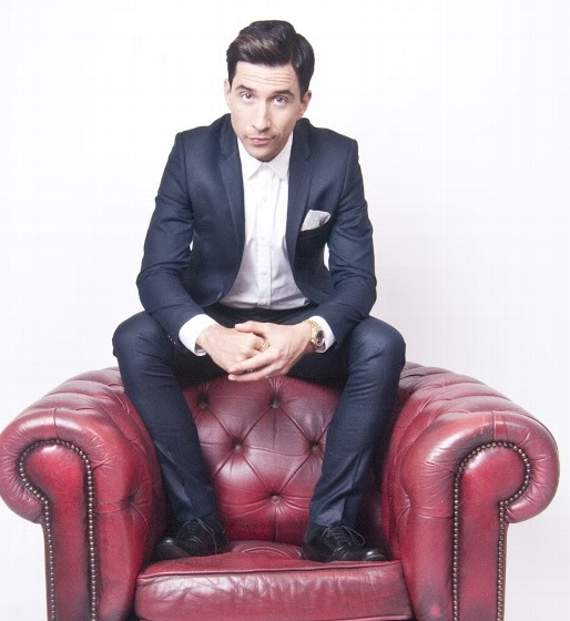 Russell Kane to play comedy fundraiser on behalf of Woodford Green hospice next month
