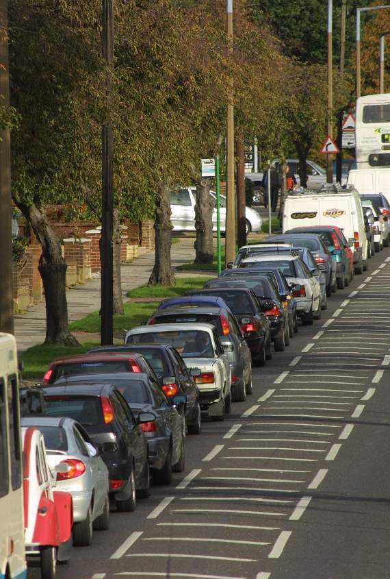 TRAFFIC: More congestion in Chelmsford