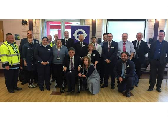 Campaigners and transport providers team up to promote accessible forms of travel to disabled residents in Havering