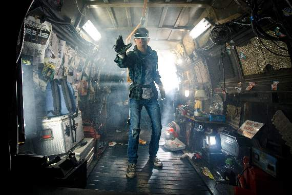 'Ready Player One' is a Spielberg-style celebration of gamer culture
