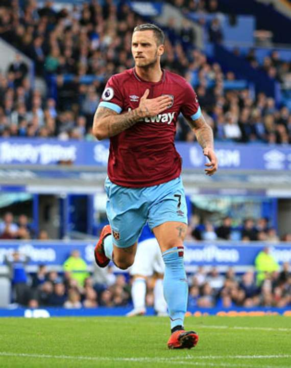 'Not for sale' - No go for Marko say Hammers